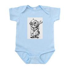 Gribble - the best little scientist Body Suit