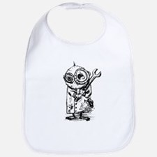 Gribble - the best little scientist Bib