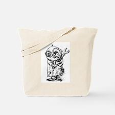 Gribble - the best little scientist Tote Bag