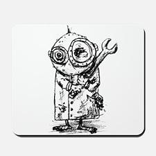 Gribble - the best little scientist Mousepad