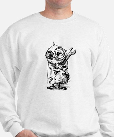 Gribble - the best little scientist Sweater