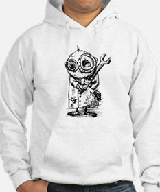Gribble - the best little scientist Hoodie