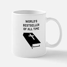 WORLDS BESTSELLER OF ALL TIME Mug