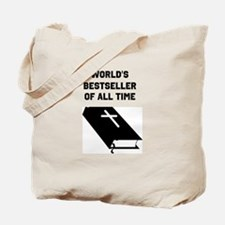 WORLDS BESTSELLER OF ALL TIME Tote Bag