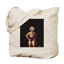 Tote Bag, Hawaiian Warrior King