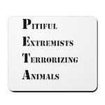 Anti-PETA Mousepad
