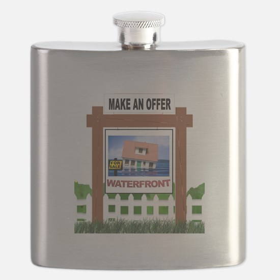 WATERFRONT4M Flask
