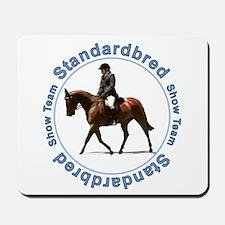 Standardbred Show Mousepad