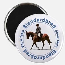 Standardbred Show Magnet