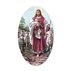 The Lamb of God Wall Decal