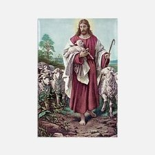 The Lamb of God Rectangle Magnet (10 pack)