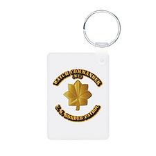 US Border Patrol - Watch CDR Keychains