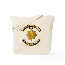 US Border Patrol - Watch CDR Tote Bag