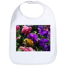 Color Me Flower Bib