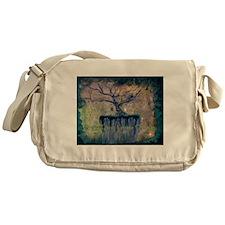 Growth Tree Messenger Bag