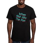 Green Fairy Men's V-Neck T-Shirt