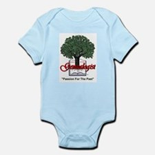 Passion For The Past Infant Bodysuit