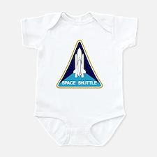 NASA Space Shuttle Infant Bodysuit