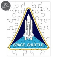 NASA Space Shuttle Puzzle