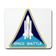 NASA Space Shuttle Mousepad