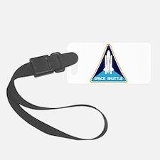 NASA Space Shuttle Luggage Tag
