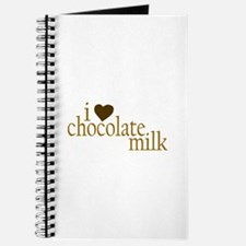 I Love Chocolate Milk Journal