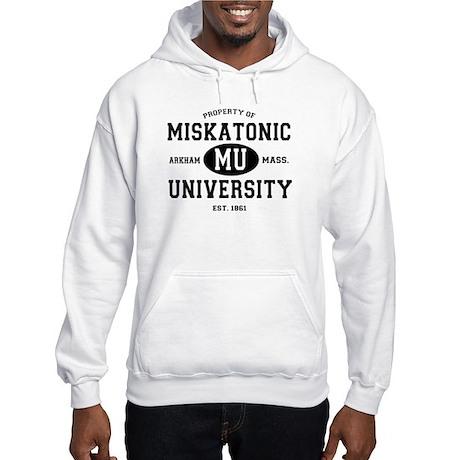 Miskatonic University Hooded Sweatshirt