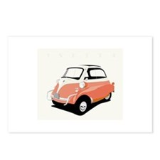Isetta Postcards (Package of 8)