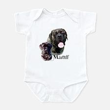 Brindle 19 Infant Bodysuit