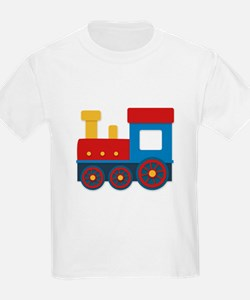 Colorful train T-Shirt