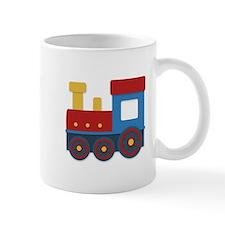Colorful train Mug