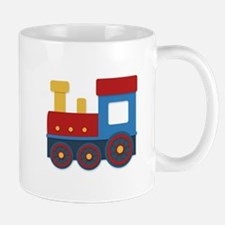 Colorful train Mug