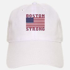 BOSTON STRONG U.S. Flag Baseball Baseball Baseball Cap