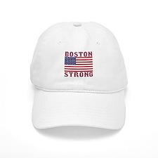 BOSTON STRONG U.S. Flag Baseball Baseball Cap