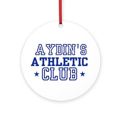 Aydin Ornament (Round)