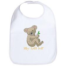 Baby Koala Bear Bib
