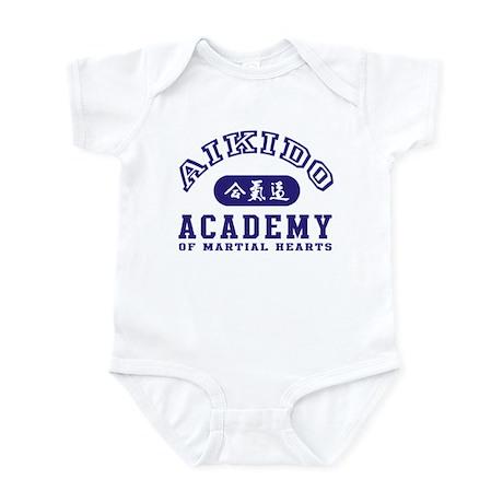 Aikido Academy Infant Bodysuit