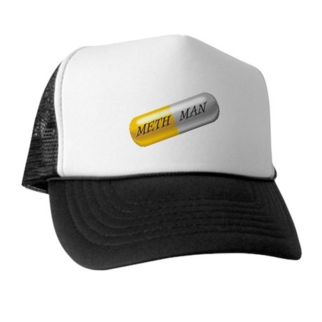 METH MAN Trucker Hat