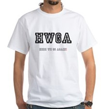 HWGA - HERE WE GO AGAIN! T-Shirt