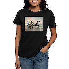 Funny Horse racing Tee