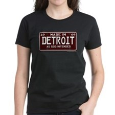 made in Detroit 1969 Tee