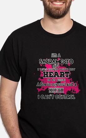 I'm a Sacramento Girl T-Shirt