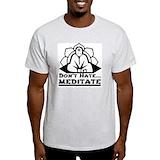 Buddha Mens Light T-shirts