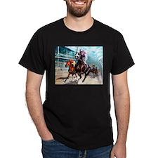 new_downthefirstturn T-Shirt