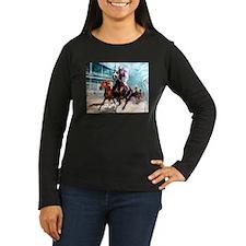 Cute Race horse T-Shirt