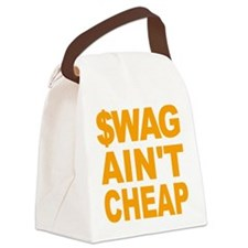 $WAG AINT CHEAP Canvas Lunch Bag