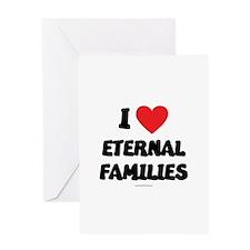 I Love Eternal Families - LDS Clothing - LDS T-Sh