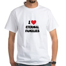 I Love Eternal Families - LDS Clothing - LDS T-Sh