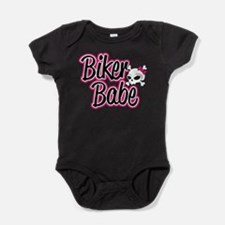Biker Babe Baby Bodysuit