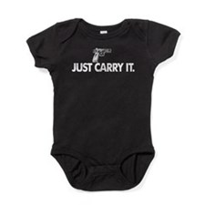 Just Carry It. Baby Bodysuit